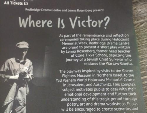 A play by Lenna, from the Nisa-Nashim teachers' group