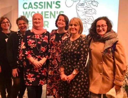 Nisa-Nashim at Renè Cassin's International Women Day Seder