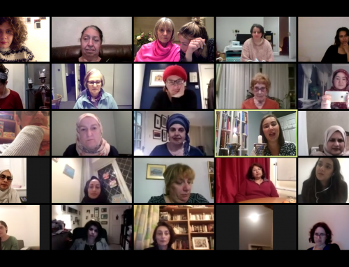 First Ever interfaith, interactive, online Seder attracts women nationwide