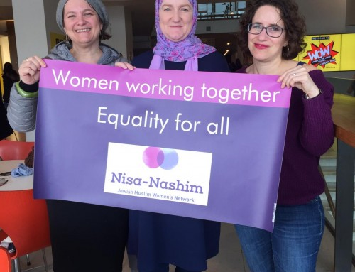 Nisa-Nashim and International Women's Day