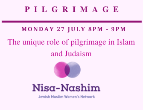 The Unique role of Pilgrimage in Judaism and Islam