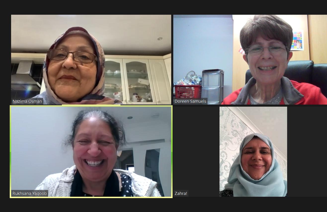 Nisa-Nashim Teachers Group – A discussion on Inspirational Women